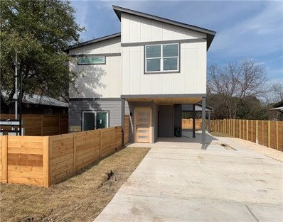 304 BLACKSON Ave UNIT A, Austin, TX 78752 - MLS##: 8231710