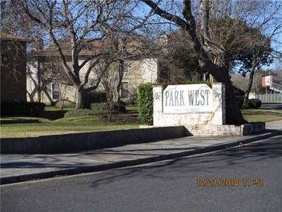 10616 Mellow Meadows Dr UNIT 13A, Austin, TX 78750 - MLS##: 8262847