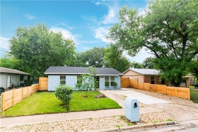 6201 Carnation Terrace, Austin, TX 78741 - #: 8401550