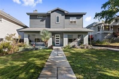 410 W Johanna St, Austin, TX 78704 - MLS##: 8404590
