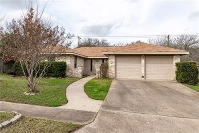 3112 Monument Dr, Round Rock, TX 78681 - MLS##: 8448822