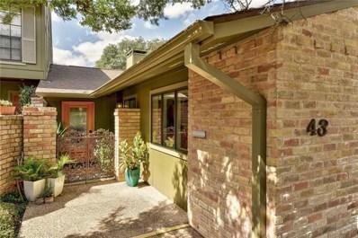 43 Woodstone Sq, Austin, TX 78703 - MLS##: 8490003