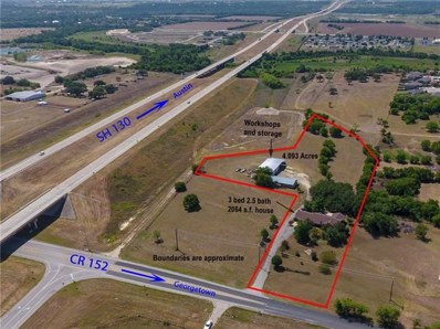 760 County Road 152, Georgetown, TX 78626 - #: 8518046
