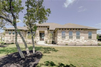 3813 DEEP POCKET Dr, Leander, TX 78641 - MLS##: 8524165