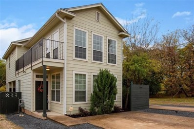 2801 Goodwin Ave UNIT A, Austin, TX 78702 - MLS##: 8595111