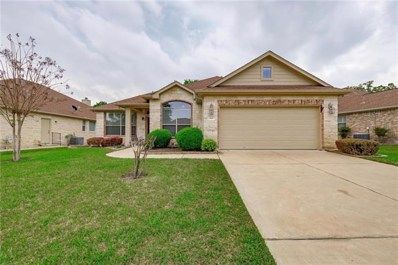 806 River Walk Trl, Georgetown, TX 78633 - MLS##: 8663291