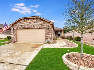 331 Kickapoo Creek Ln, Georgetown, TX 78633 - MLS##: 8777837