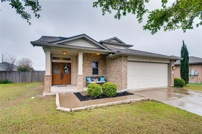 129 Anderson St, Hutto, TX 78634 - MLS##: 8778267