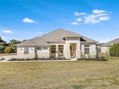 260 Hawthorne Loop, Driftwood, TX 78619 - MLS##: 8886442