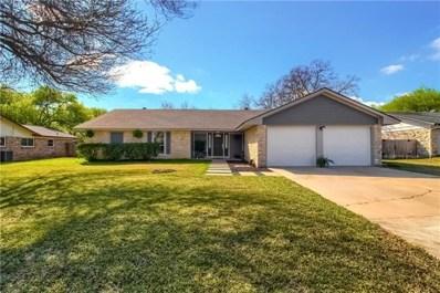 507 Dove Creek Dr, Round Rock, TX 78664 - MLS##: 8999113