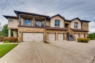 832 San Remo Boulevard UNIT 31B, Lakeway, TX 78734 - #: 9018480