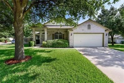 1400 Yogi Berra Cv, Round Rock, TX 78665 - MLS##: 9252567