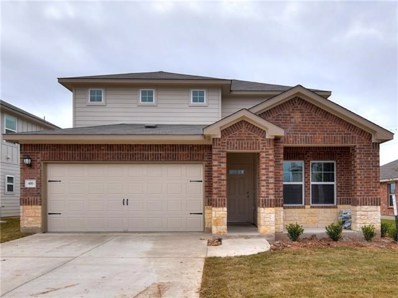 416 Mossy Rock Dr, Hutto, TX 78634 - MLS##: 9280146