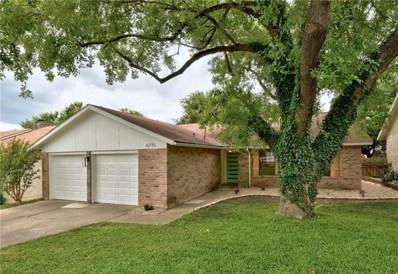 6715 Lancret Hill Dr, Austin, TX 78745 - #: 9285332