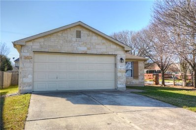 423 Meadow Park Dr, Georgetown, TX 78626 - MLS##: 9362121