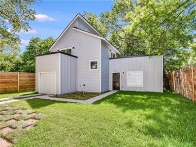 917 Vargas Rd UNIT B, Austin, TX 78741 - MLS##: 9382451