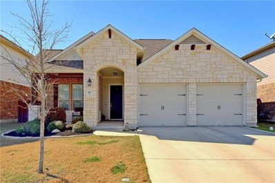 160 Salt Fork Dr, Liberty Hill, TX 78642 - MLS##: 9416629