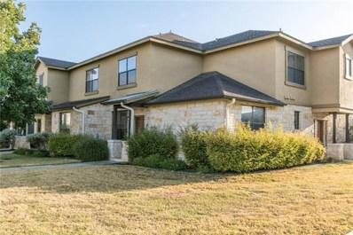 2101 Town Centre Dr UNIT 1602, Round Rock, TX 78664 - MLS##: 9417342