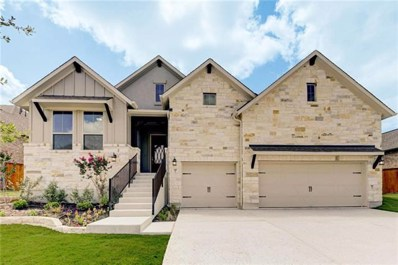 141 LAKE SPRING Cir, Georgetown, TX 78633 - MLS##: 9418748