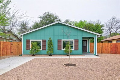 6105 Palm Cir, Austin, TX 78741 - MLS##: 9486375