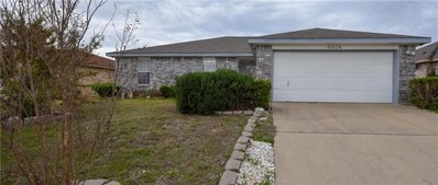 4404 Fieldcrest Dr, Killeen, TX 76549 - MLS##: 9521207