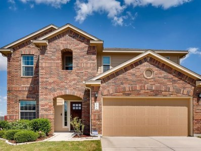 418 Wimberley St, Hutto, TX 78634 - #: 9526721
