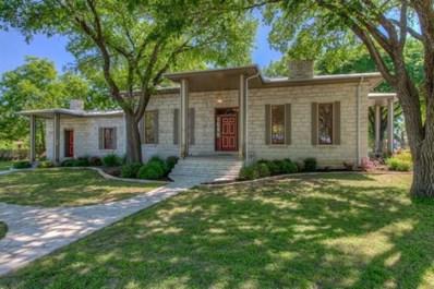 402 E Johnson Street, Burnet, TX 78611 - #: 9583365