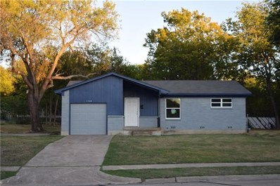 1308 Connell Dr, Killeen, TX 76543 - MLS##: 9674278