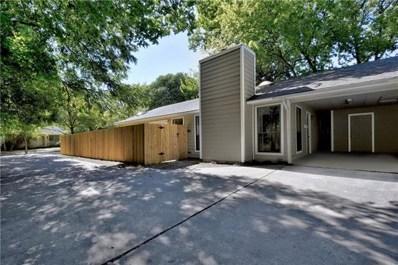 608 Genard St UNIT A, Austin, TX 78751 - MLS##: 9676638