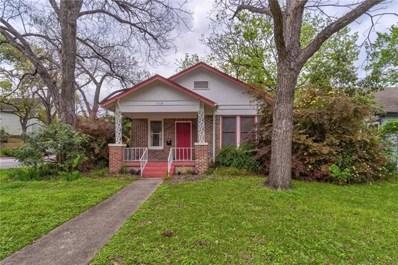 712 Harris Ave, Austin, TX 78705 - MLS##: 9680493
