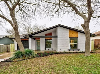 707 Huntingdon Pl, Austin, TX 78745 - MLS##: 9770630