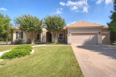 101 Kingfisher Drive, Georgetown, TX 78633 - #: 9786906