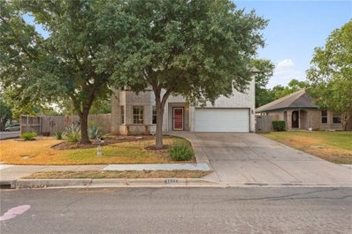 1801 Chino Valley Trl, Round Rock, TX 78665 - MLS##: 9865589