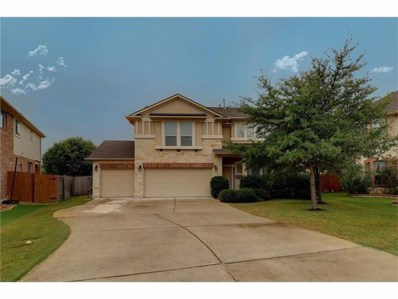 3502 Twin Branch Drive, Cedar Park, TX 78613 - #: 9901876
