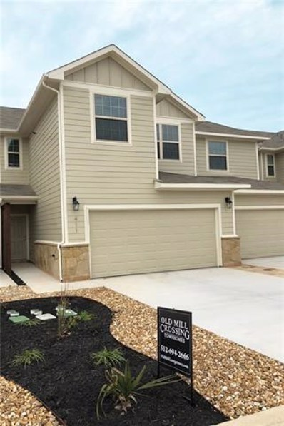 411 High Tech Dr UNIT 9C, Georgetown, TX 78626 - #: 9926974
