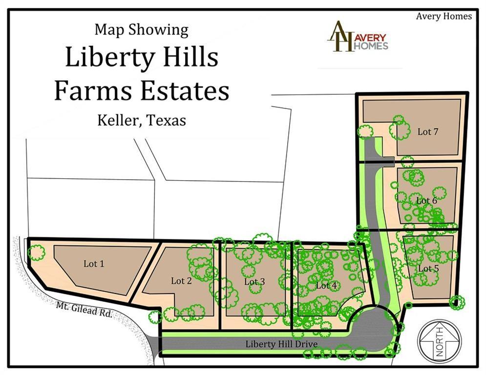 Lot 5  Liberty Hills Farms