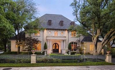6507 Lakehurst Avenue, Dallas, TX 75230 - MLS#: 13161784
