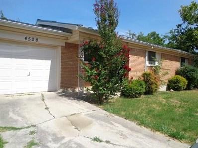 4508 Highland Lake Drive, Lake Worth, TX 76135 - MLS#: 13207862