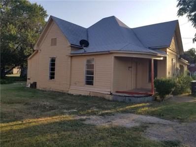 507 W Chambers Street, Cleburne, TX 76033 - MLS#: 13590818