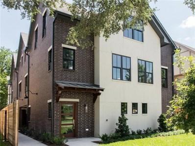 4121 Grassmere Lane UNIT 3, University Park, TX 75205 - MLS#: 13648347
