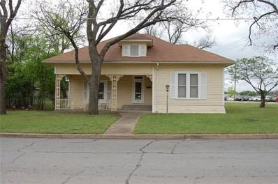 317 W Willingham Street W, Cleburne, TX 76033 - MLS#: 13717453