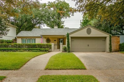 4569 Bordeaux Avenue, Highland Park, TX 75205 - MLS#: 13727345