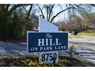 8750 Park Lane UNIT 131, Dallas, TX 75231 - MLS#: 13741217
