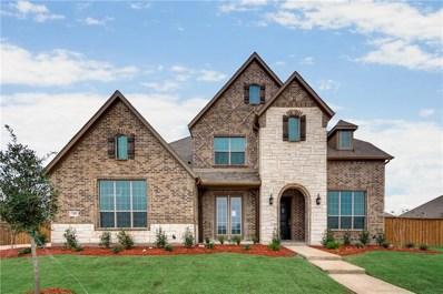1491 Via Toscana, McLendon Chisholm, TX 75032 - MLS#: 13743296