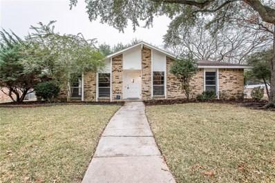 2802 Clover Valley Drive, Garland, TX 75043 - MLS#: 13748446