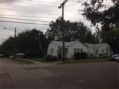 1503 Oakland Street, Denton, TX 76201 - #: 13757388