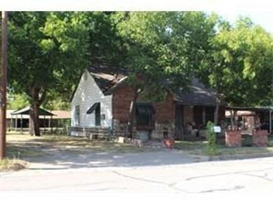 204 W Harrell Street W, Cleburne, TX 76033 - MLS#: 13758598