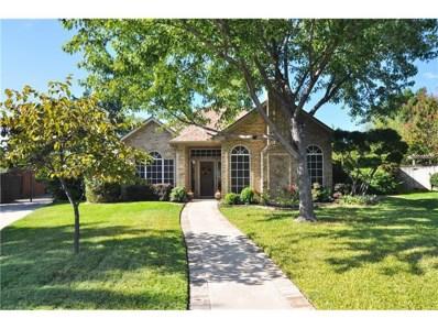 2509 Hillview Court, Denton, TX 76209 - #: 13766327