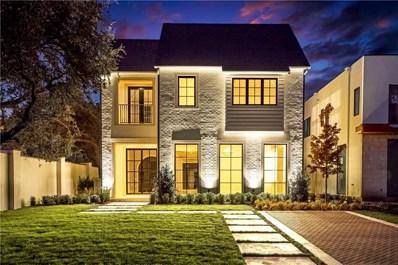 4056 Druid Lane, University Park, TX 75205 - MLS#: 13769087