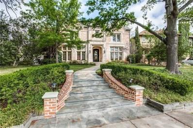 4004 Colgate Avenue, University Park, TX 75225 - MLS#: 13773895